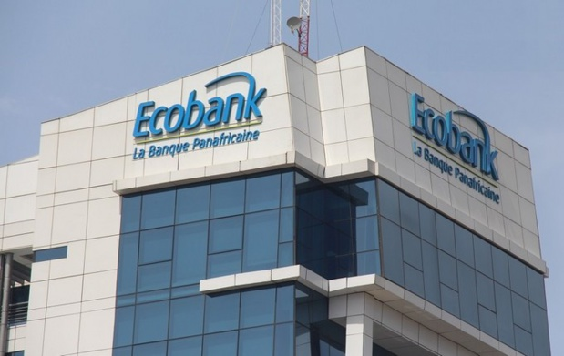 Groupe Ecobank : Le résultat net s'établit à 127 milliards de FCFA  au 3eme trimestre 2019