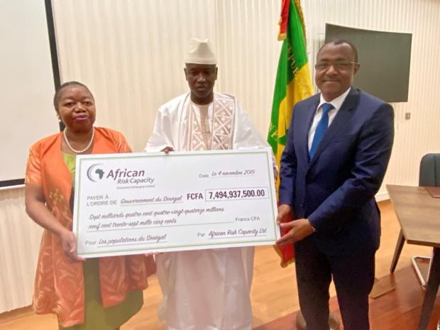 Lutte contre la sécheresse : Le Sénégal obtient un montant de 13,9 milliards de FCfa
