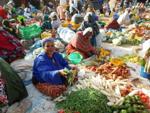 Sénégal : Légère hausse des prix au mois d'Octobre