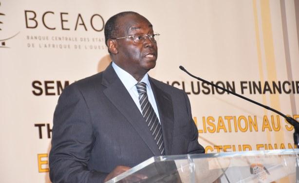 Accès aux services financiers : Le gouverneur de la Bceao salue la progression dans l'espace communautaire
