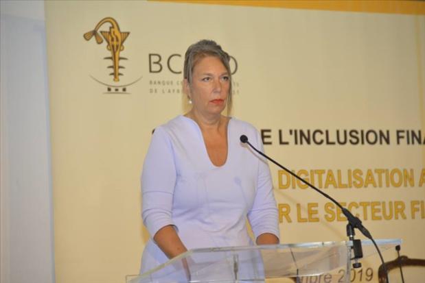 Weichelt Krupski Marion, ambassadrice de Suisse au Sénégal