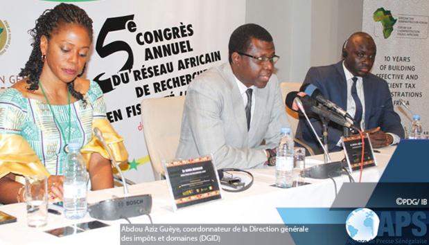 Forum des administrations fiscales africaines : Le coordonnateur de la Dgid pour la consolidation des acquis