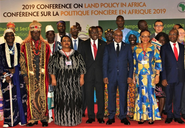 La politique foncière en Afrique : Un groupe d'experts appelle à une « gestion des terres juste et efficace »