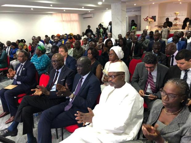 Amadou Hott  aux membres du Cis : «Mon département a décidé de faire du contenu local un axe majeur de la stratégie de développement du secteur privé»