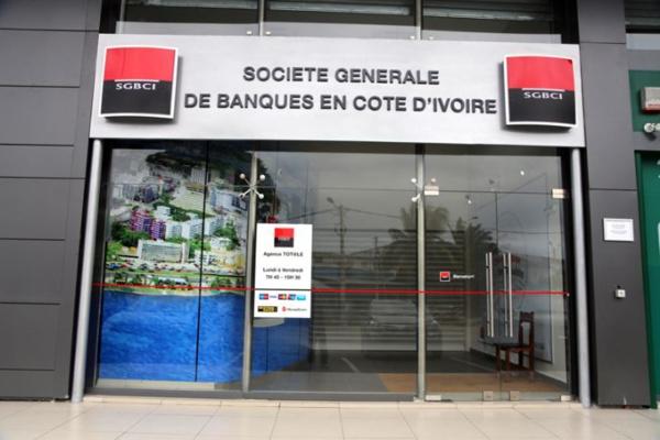 BRVM : La Société Générale Côte d'Ivoire affiche des performances satisfaisantes à la fin du premier semestre 2019