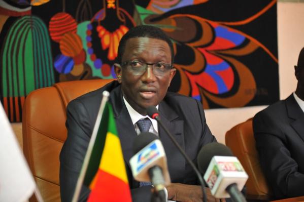 Amadou Ba, ancien ministre de l'Economie, des Finances et du Plan qui a conduit le Plan Sénégal émergent 2014–2018.