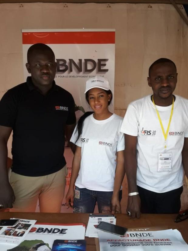 Foire Economique du Festival International de Sédhiou : La BNDE met en avant son engagement pour la promotion de l'Inclusion Financière, mais aussi pour l'expansion de son réseau