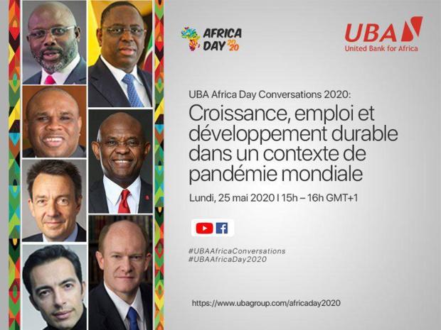 Journée internationale de l'Afrique : Le président sénégalais Macky Sall va participer à la deuxième édition des UBA Africa Conversations