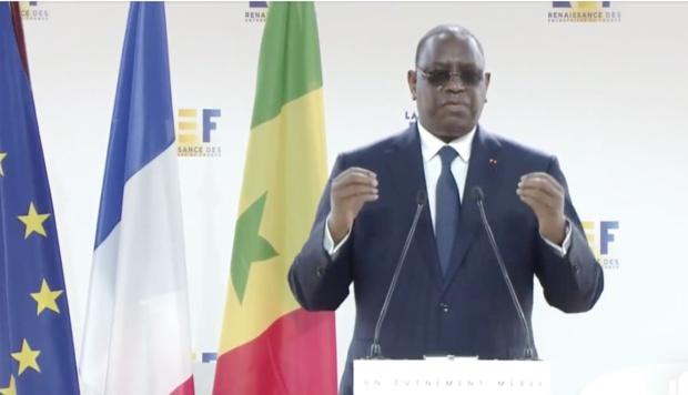 Macky Sall aux assises du Medef : «Il urge de repenser notre modèle de développement »