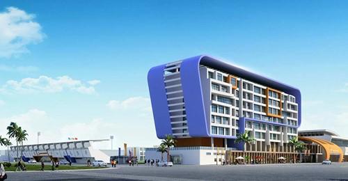 Construction d'un complexe hôtelier et sportif à Diamnadio : La Boad alloue un financement de10,5 milliards de FCFA à Sports City Diamniadio Co (SCD Co)