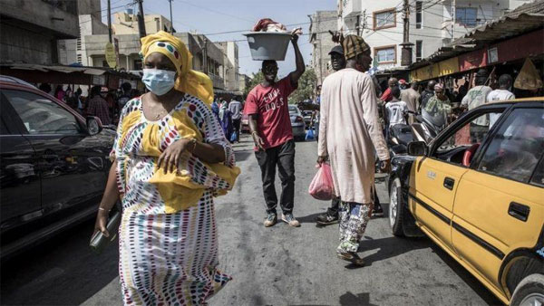 Impact du Covid-19 au Sénégal :  36% des chefs de ménage ont arrêté de travailler