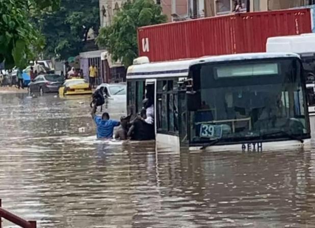 Soutien aux victimes des inondations : Le gouvernement des États-Unis débloque plus 56 millions