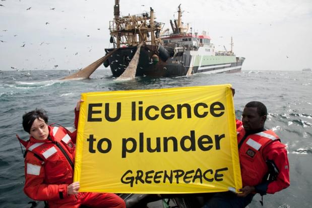 Sénégal-Union européenne : Greenpeace demande de geler l'accord de pêche