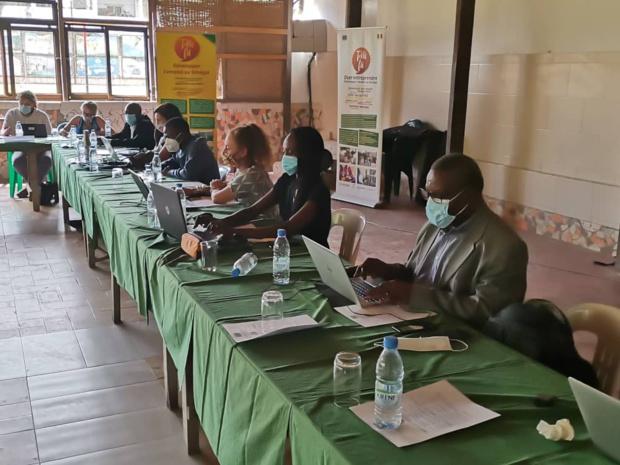 Soutien aux jeunes :  Les bons points du programme « Développer l'emploi au Sénégal- Tekki Fii »