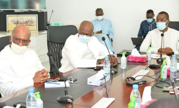 Accompagnement des grandes entreprises et des Pme dans la relance de l'économie :  L'Apbef et le ministère de l'économie mettent en place un mécanisme de 300 milliards  de FCFA