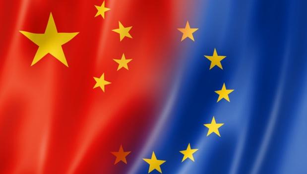 Entre l'Europe et la Chine: un bond en avant de fin d'année