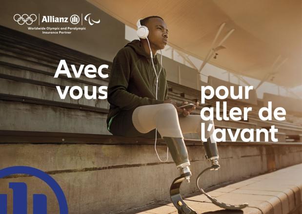Athlétisme : Allianz entame son partenariat mondial avec les mouvements olympique et paralympique