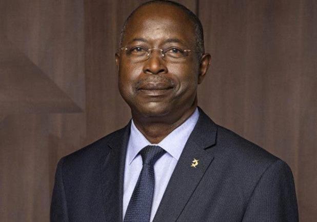 César Ekomié-Aféné, président de la FANAF