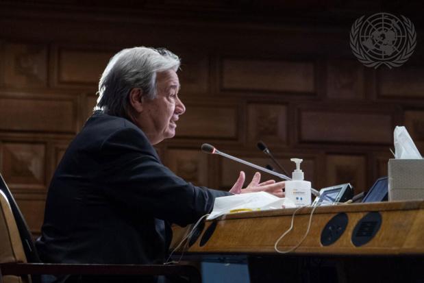 Conseil des droits de l'homme : « Les coups d'État n'ont pas leur place dans notre monde moderne » (Guterres)