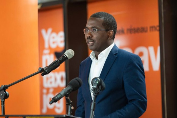 Sékou Dramé, Directeur général du Groupe Sonatel