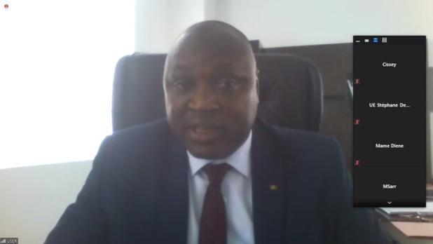 Pape malick Ndao, Secrétaire général du ministre de l'Agriculture