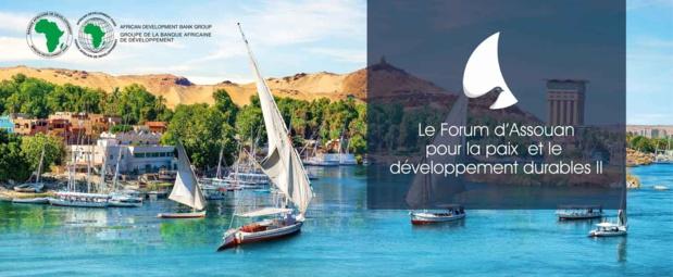 Forum D'Assouan II : Des dirigeants identifient les défis sécuritaires et sanitaires de l'Afrique