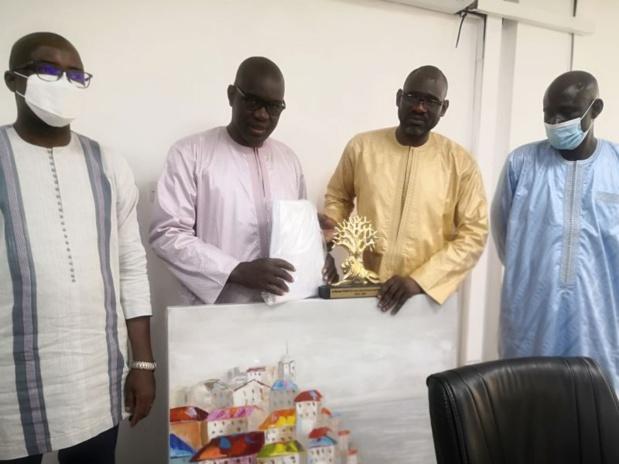 Départ à la direction générale de Pamecas : Malick Diop laisse un résultat positif après 6 ans de services