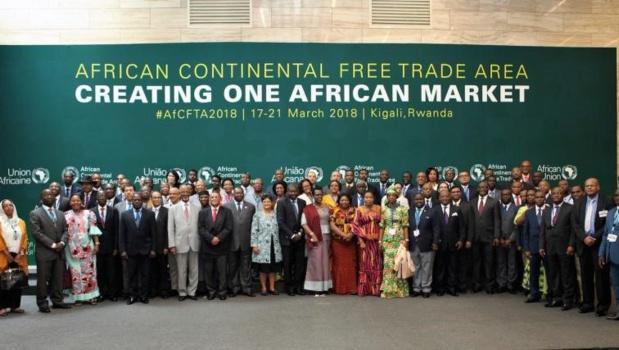 La révolution du commerce en Afrique a besoin de la paix