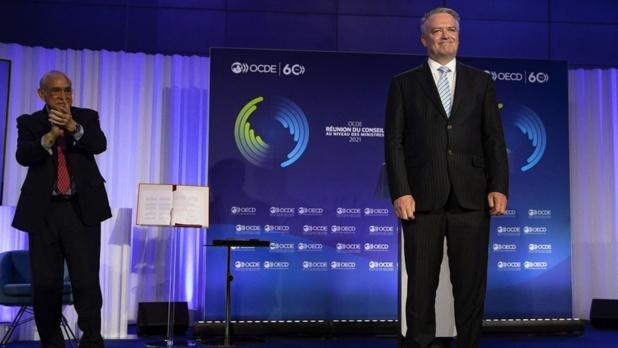 Réforme fiscale internationale : Le secrétaire général de l'Ocde salue les résultats de la réunion des Finances du G7
