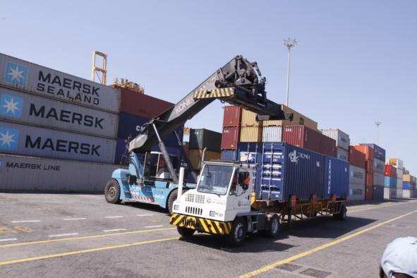 Importations de biens : Une hausse de 8,3% enregistrée en avril 2021