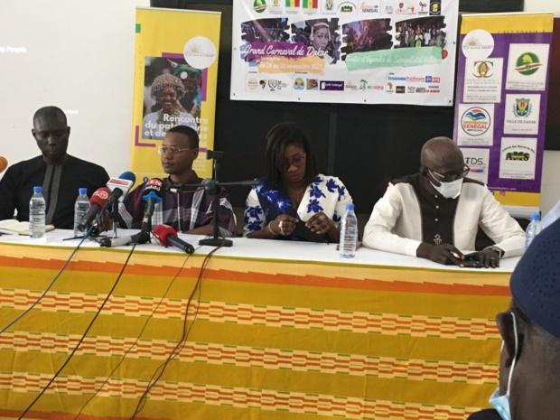 Activités de promotion culturelle : Le Grand Carnaval de Dakar se tiendra les 26, 27 et 28 novembre prochains