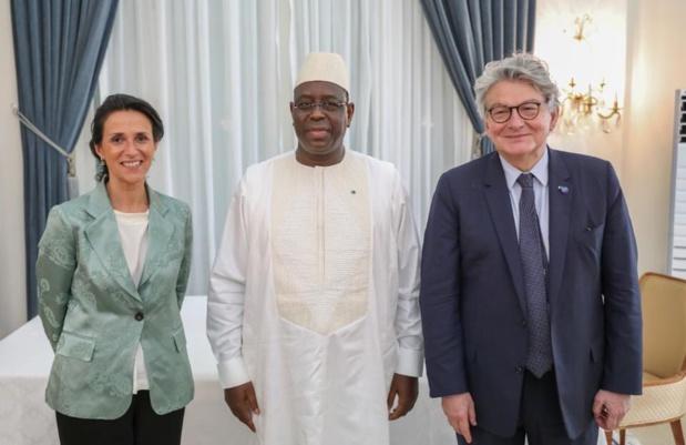 Production de vaccins contre la Covid-19 : Le Sénégal et l'Equipe Europe trouvent un accord