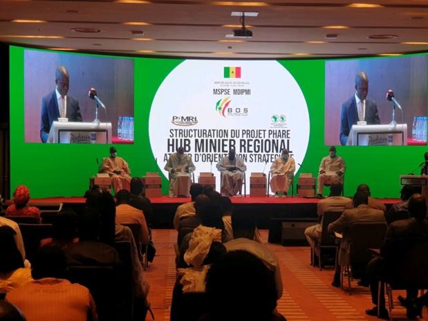 Opérationnalisation du hub minier régional du Sénégal : Le Bos accélère la cadence