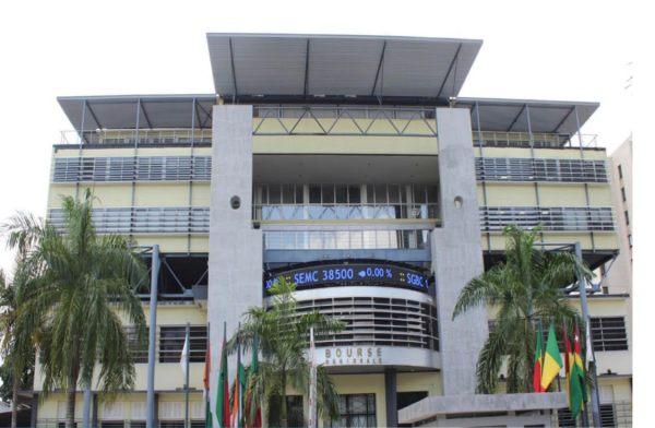 BRVM : Hausse de 12,356 milliards FCFA de la capitalisation boursière des actions