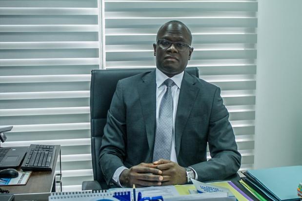 Mamadou Ndiaye, ancien Président du CREPMF