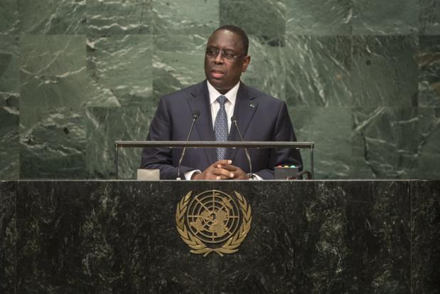 Accès aux vaccins : Macky Sall pour une réponse planétaire