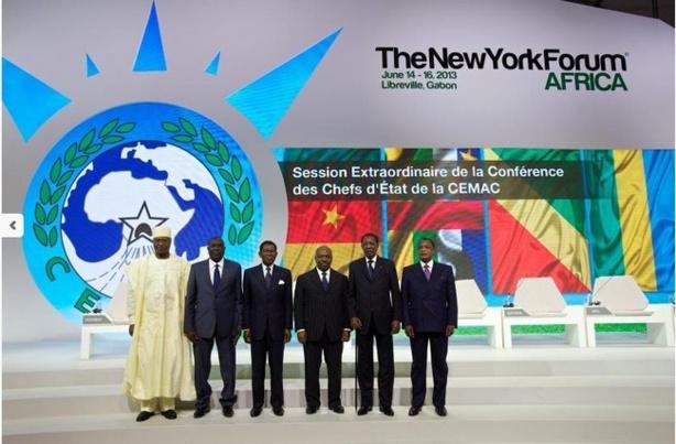 3ème Edition du New York Forum Africa 2014: La transformation des matières premières en bandoulière