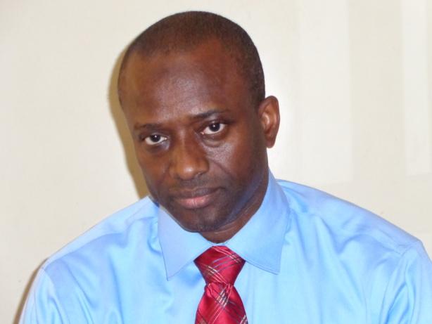 Babacar Béye,  Chef du Bureau Economique à l'ambassade du Sénégal à Washington