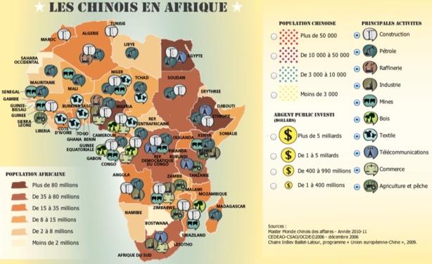 Afrique: Chine/Afrique - Les Africains favorables à l'augmentation des investissements chinois dans tous les secteurs