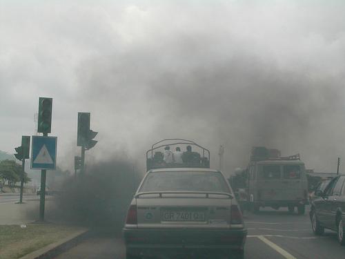 Afrique: La pollution de l'air, responsable d'un nombre accru de décès dans le monde