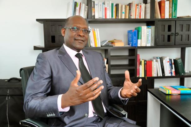 Le nouveau président de la Fédération des sociétés d'assurances de droit national africaines (FANAF), Adama Ndiaye