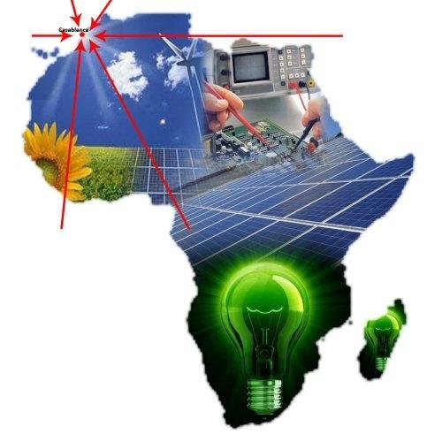 Salon de l nergie en afrique et dans le pourtour for Salon energie renouvelable
