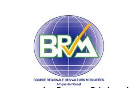 Bourse : La BRVM démarre la semaine à la baisse