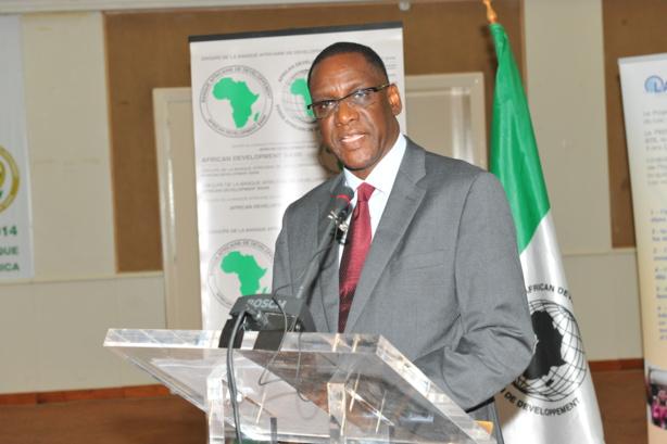 M. Mamadou Lamine N'Dongo représentant résident de Banque Africaine de développement  à Dakar