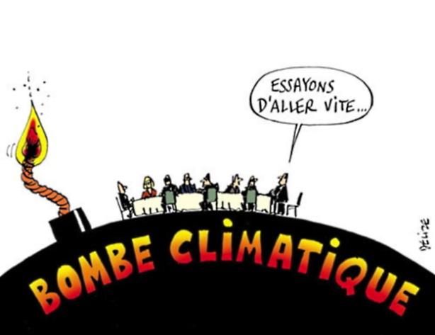Economie : La mondialisation et le changement climatique menacent l'Afrique