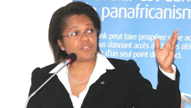 Madame Laurence do Régo, la nouvelle  Directrice Exécutive, Groupe, pôle Commercial Banking de Ecobank