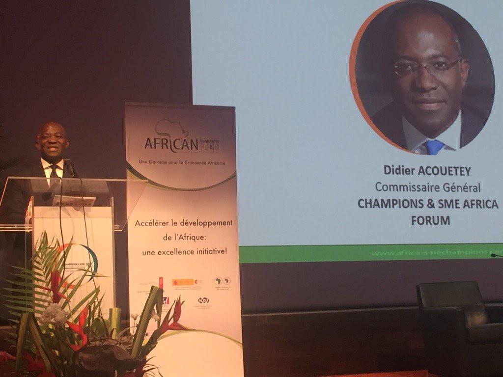 Troisième édition Champions & SME AFRICA Forum : 500 chefs d'entreprises à Abidjan