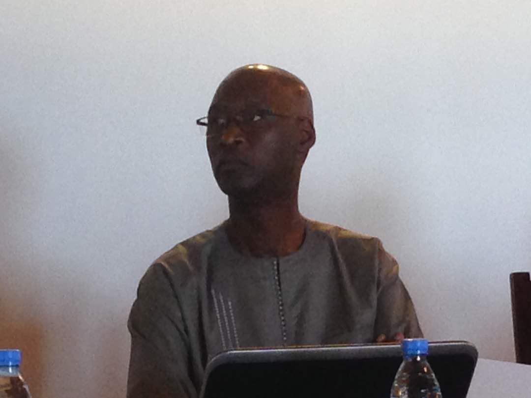 Mame Pierre Kamara, Economiste et consultant en gestion de la dette pour la Banque mondiale