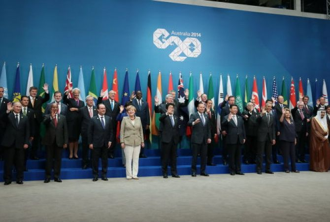 L'harmonie du G20 sans Trump