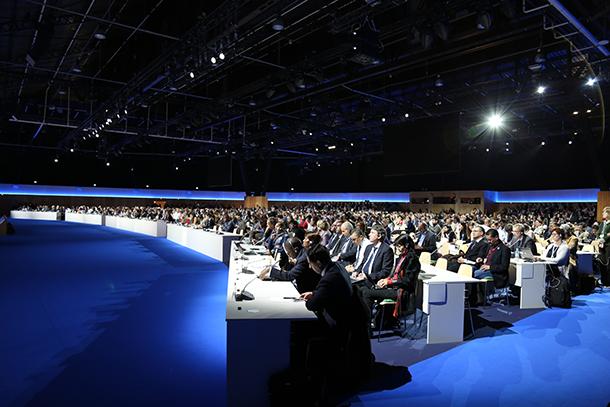 Climat : L'ONU a reçu la lettre des USA exprimant son intention de se retirer de l'Accord de Paris